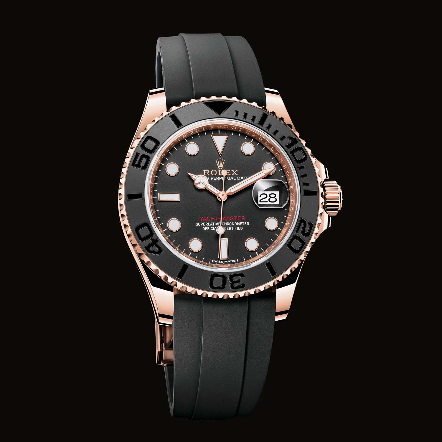 95df8eb7ab6 40mm Rolex Oyster Perpetual Yacht-Master 40