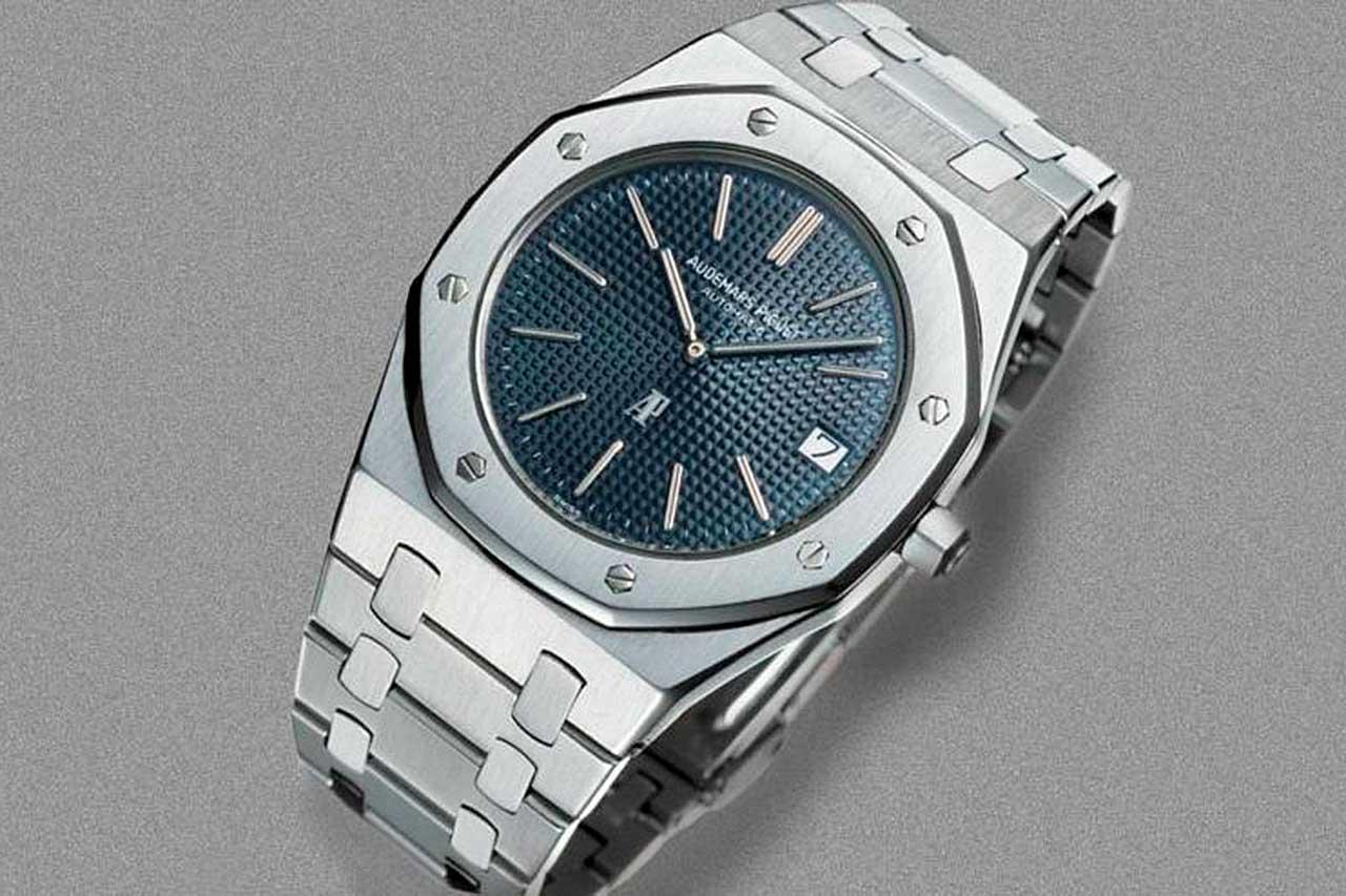 2f12d41ee714 Así fue como nació el Royal Oak y se convirtió en uno de los relojes ...