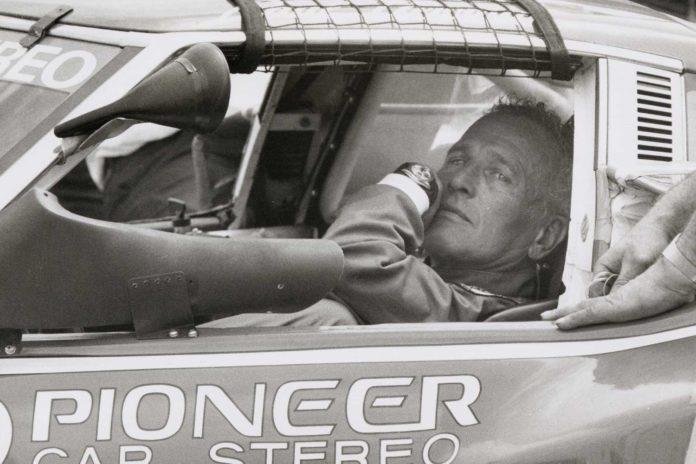 1b1011df3b1 Paul Newman en el Riverside Raceway durante el LA Times   Toyota Grand Prix  - 26