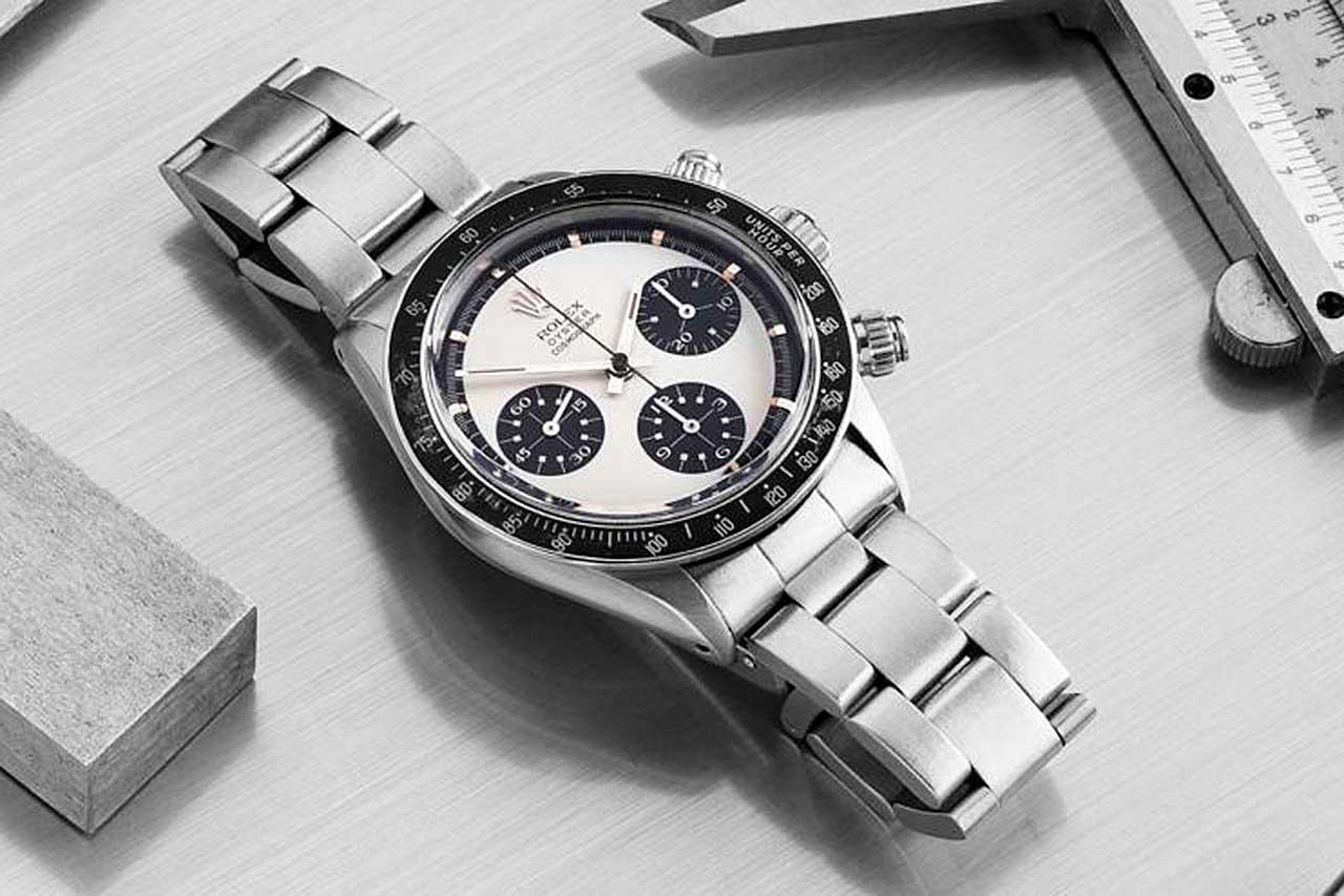 db7f6c98b5f Un grial de Rolex a la venta  el MK1 6263 Rolex Paul Newman Daytona