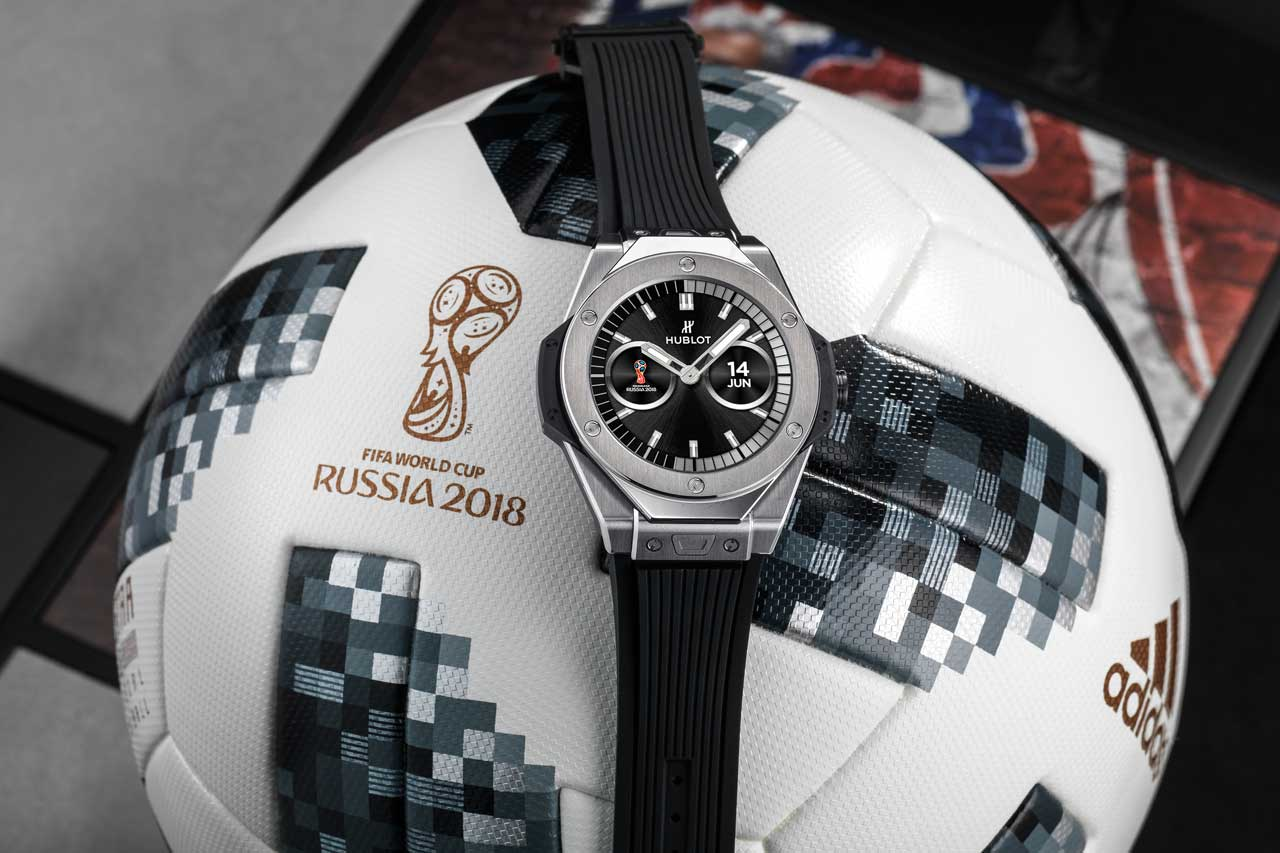 99ee0bc94267 3 relojes para apoyar a México en la Copa del Mundo
