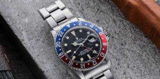 Cronología de Rolex GMT-Master