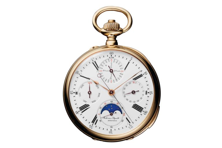 a203a2f42936 Calendarios perpetuos en relojes de pulsera Audemars Piguet
