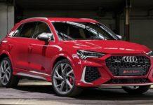 Audi Q3 RS 2021