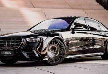 Brabus B50-Mercedes-Benz